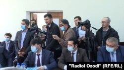 Нишасти хабарии 18-уми март дар Душанбе