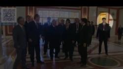 Президент Мирзиёев ўз тансоқчилигини куëвига топширди