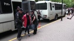 Затримані в результаті проведення операції МВС спільно з Генпрокуратурою