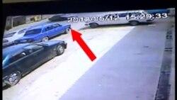 Avtomobil qəzası təhlükəsizlik kamerasına düşməsəydi...