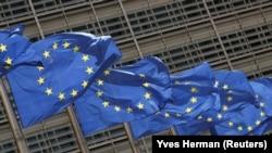 آرشیف، بیرقهای اتحادیه اروپا