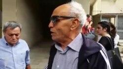 Jurnalistin babası: Meyitini 1 saatdır vermirlər