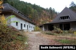 Nedovršena Banja Guber u Srebrenici