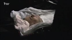 Гроб с телом Асадулло Махмудова доставлен на родину