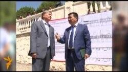 Атамбаев: Эч кимге тизелебейбиз