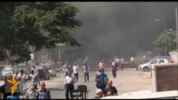 Morsijeve pristalice prave nerede u Kairu