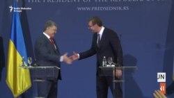 Srbija i Ukrajina na reči i delu