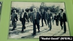Раҳмон Набиев, акс аз бойгонӣ