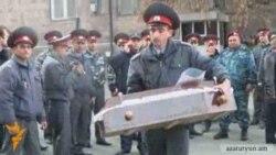 Ակցիա՝ Մոսկվայի 90-ամյա պայմանագրի դեմ
