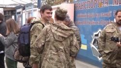 У Запоріжжі на залізничному вокзалі відкрили безкоштовний хостел для бійців АТО (відео)