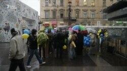 Акция в России: «Крым – не мой! Ворованного не принимаю!» (видео)