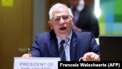 جوزیپ بوریل، رئیس سیاست خارجی و امنیت اتحادیه اروپا