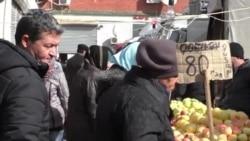 8-ci kilometr bazarının satıcıları yer haqlarından narazıdır