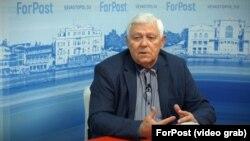 Григорій Донець – голова ГО «Морський форт» зі збереження об'єктів культурної спадщини Севастополя