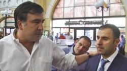 Я привіз нового начальника МВС Одещини, який наведе порядок – Саакашвілі