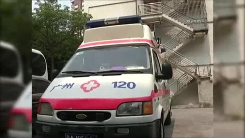 Китай проводит учения в связи с возможной вспышкой Эболы