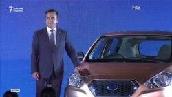 Nissan-ның бұрынғы басшысына айып тағылды