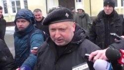 Турчинов прокомментировал угрозы России о проведении учений Украины рядом с Крымом (видео)