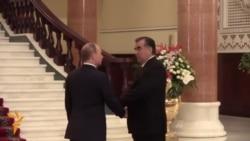 Putin Says Fighting Islamic State A Priority