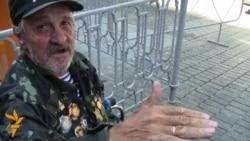 Чорнобильці під Кабміном: 30-й день голодування