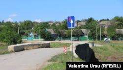 Comuna Volintiri, raionul Ștefan Vodă, august 2020.