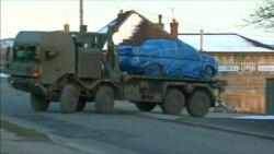 Полиция и военные эвакуировали автомобиль Юлии Скрипаль в Англии (видео)