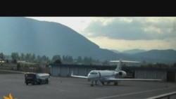 Angelina Jolie odlazi iz BiH, 21. avgust 2010