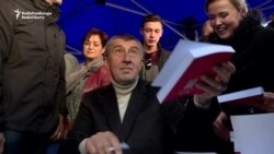 Corruption, Terror In Focus As Czechs Vote