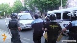 Ինը ոստիկան կարգապահական տույժի է ենթարկվել հունիսի 23-ի գործողության առնչությամբ