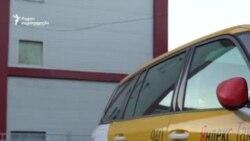 რუსული ტაქსის კომპანია ეჭვებს აღძრავს ლიეტუვაში