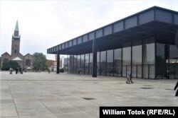 Noua Galerie Naţională din Berlin