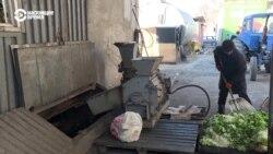 Вовсе не мусор! В Бишкеке из пищевых отходов добывают газ