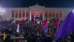 """Грециядаги сайловда """"Сириза"""" партияси ғалаба қозонди"""