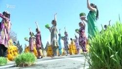 В Душанбе впервые прошел «Карнавал Навруза»
