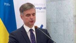 Глави МЗС України та Латвії обговорили співпрацю щодо протидії російській агресії (відео)