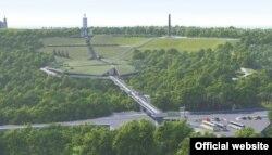 Проєкт майбутнього Музею Голодомора. Фото: офіційний сайт
