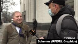 Нардеп Волошин, який підписався під колективним зверненням про держохорону: «Поки в Україні є розгул безкарності тих, хто вчиняє напади на людей інших поглядів, незалежно від того, чиї це погляди, охорона інколи була б непогана»