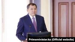 Қазақстан энергетика министрі Нұрлан Ноғаев.