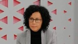 Петровска:Разрешувањето на судиите носи опасност од преклопување со изборниот процес