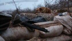 Українські розвідники утримують позицію під Горлівкою – відео