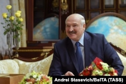 Belarusian President Alyaksandr Lukashenka is still firmly in control of the levers of power.