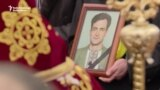 Ukrainian Journalist Buried 16 Years After Killing