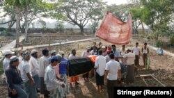 В День вооруженных сил 27 марта во Мьянме погиб 91 человек, в том числе – дети