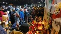 Акція пам'яті «убитого за БЧБ стрічки» Романа Бондаренка у Мінську – відео