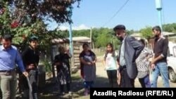 Azerbaijan, Astara, Residents of Astara complain about the lack of gas