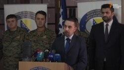 Ministarstvo odbrane BiH: Ovo je pucanj u državu