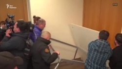 Штурм офиса ЕНД, арест Ники Мелия