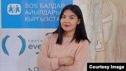 Нуриза Баатырбекова.
