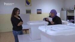Гласање на изборите во БиХ