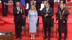 Slovakia Inaugurates New President